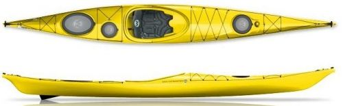 New Zephyr 160 Sea Kayak - Discounted (scratch and dent)